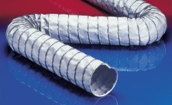 High temperature hose CP HiTex 480 (up to +450°C)