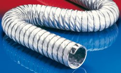 High temperature hose CP HiTex 483 (up to 1.100°C)