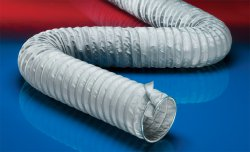 High temperature hose CP HiTex 485 (up to +550°C)