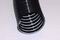 Master-PVC LFL Soft PVC Ducting with High Tensile Steel Wire Helix