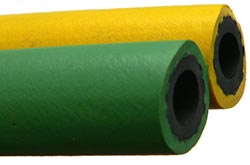 Green & Yellow Gas Hose EN559
