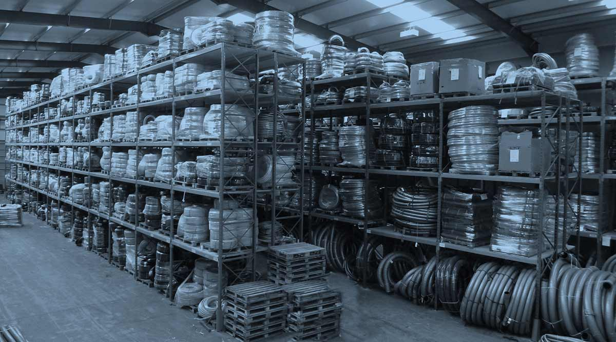 Megaflex Warehouses across the UK